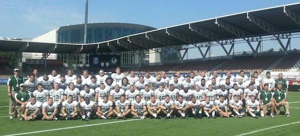 Illinois Wesleyan Beats Finland National Team 33-0 | Global