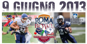 Elmhurst College In Athens Ahead of Roma Bowl