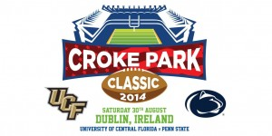Penn State and UCF To Play In Ireland In Croke Park Classic