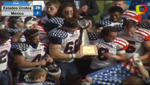 Team Stars & Stripes Win Tazon de Estrellas 29-7