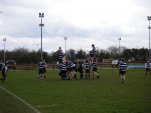 Fenwick Friars Wrap Up Irish Rugby Tour