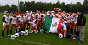 International Teams In Action At Pop Warner Super Bowl