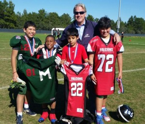 Unbeaten Puebla Emerge As Pop Warner International Bowl Champions