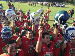 CONADEIP All-Stars Win Tazon de Estrellas 31-17 Over Team Stars & Stripes