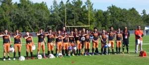 Canada And Toluca Unbeaten In International Pop Warner Action