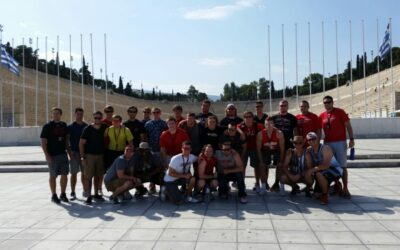 Central College Heads To Greece And Italy
