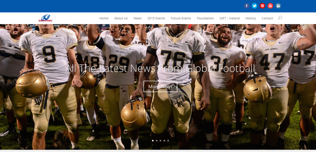 Welcome to the New Global Football Web Experience
