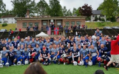Luther College Wins In Norway