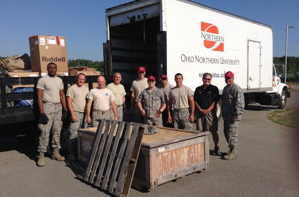 Ohio Schools Send Equipment To Serbia