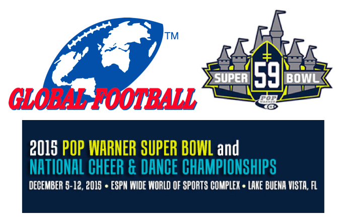 International Bowl Set For Pop Warner Super Bowl