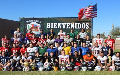 Experienced Coaching Staff To Lead Team Stars & Stripes In Mexico