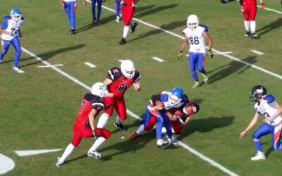 Close Games During Second Day Of Pop Warner International Action