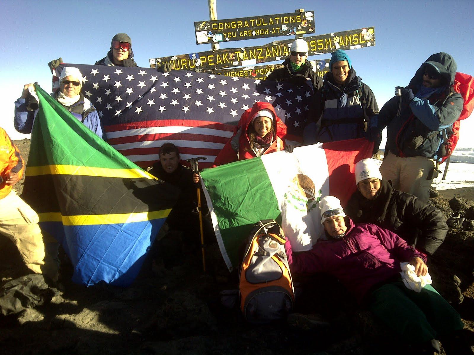 Kili Camp Summit