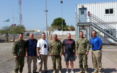 Military Group Returns After 19,126-Mile Tour Overseas