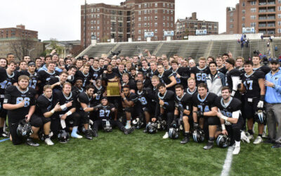 First Time Traveler Johns Hopkins Football Heading To Italy