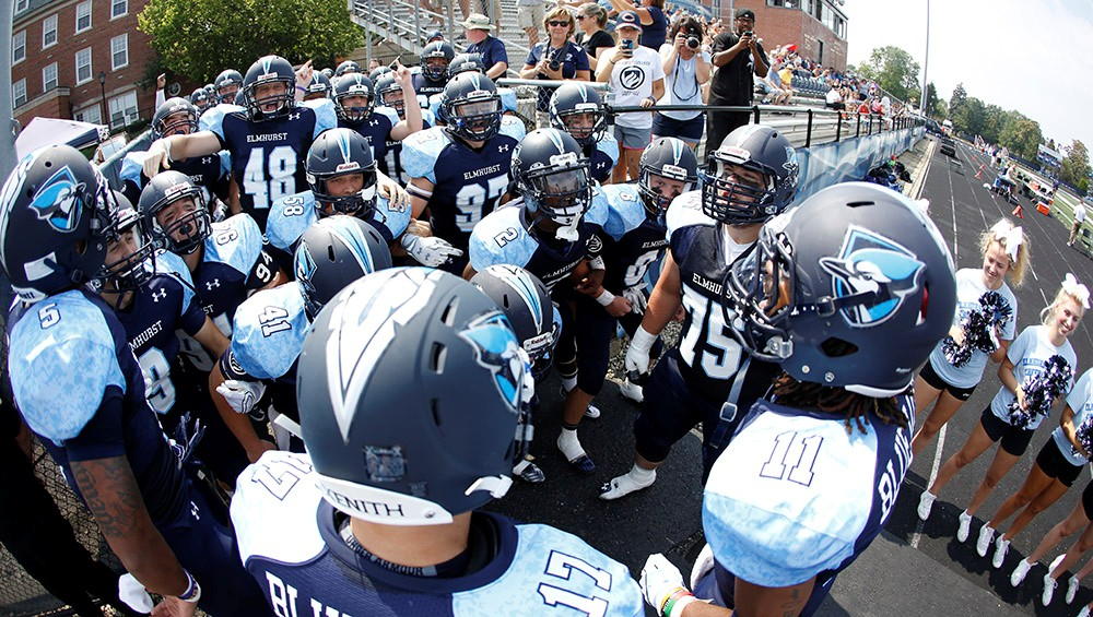 Elmhurst College To Play Swarco Raiders In Austria