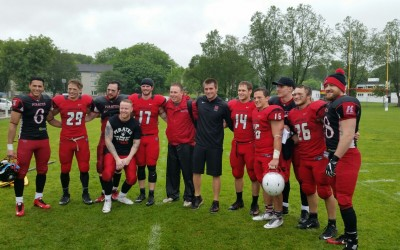 North Central Cardinals Win In Scotland