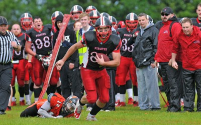 East Kilbride Pirates Welcome North Central College To Scotland