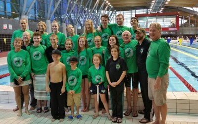 SEALS Swim Team Enjoy Ireland