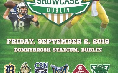 American Football Showcase Dublin Video Review