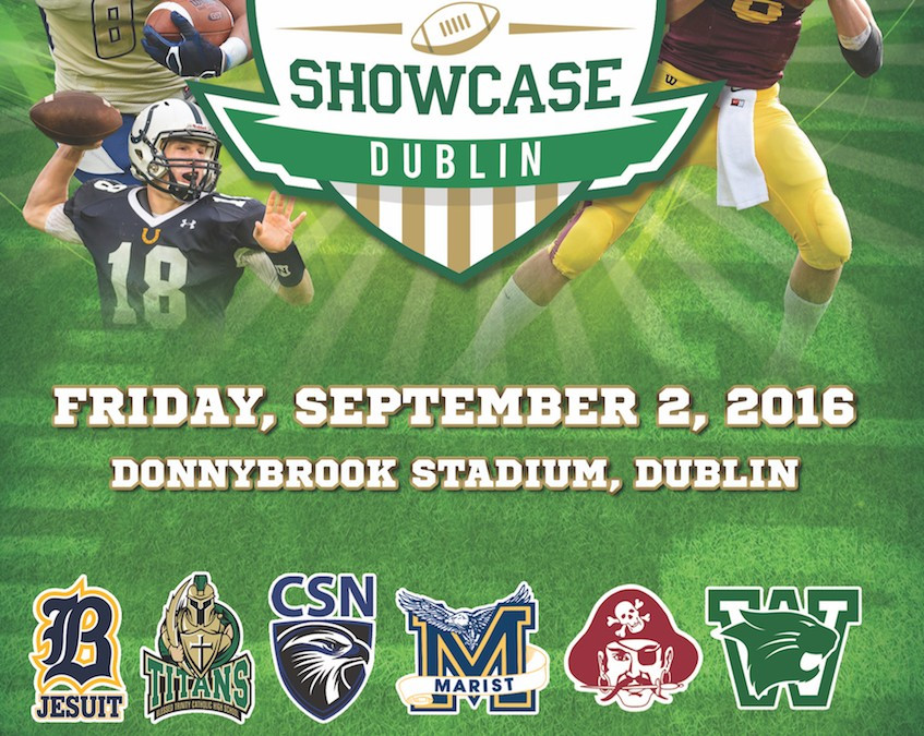 American Football Showcase Dublin Video Review