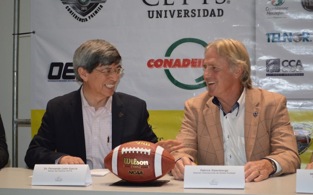 CETYS Press Conference Announces Tazón De Estrellas en Baja 2016