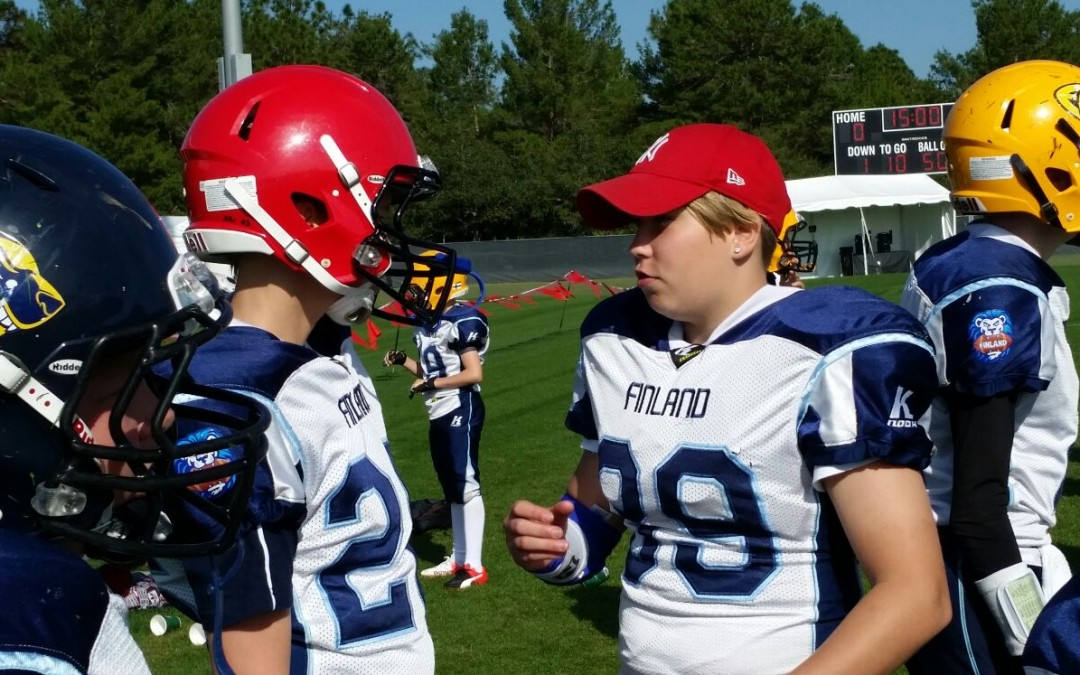Finland Claims First Pop Warner International Super Bowl Win