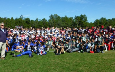 Queretaro and EAFL Falcons Win Pop Warner International Super Bowl Titles