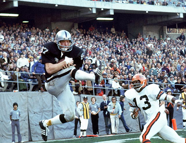 Raiders Hall of Fame Tight End Dave Casper To Join Global Football In Mexico