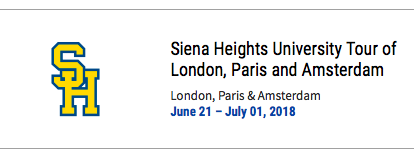 Siena Heights London