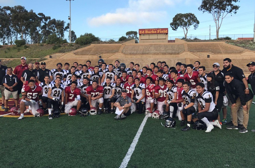 Ritsumeikan Uji High School Wins Scrimmage To End U.S. Visit