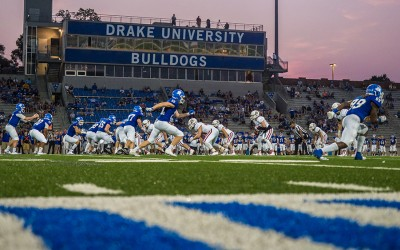 Global Football Partners Again With Drake University For China Visit