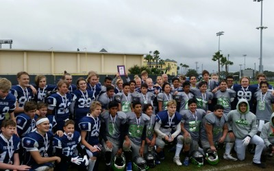 Finnish & Mexican Teams Win International Pop Warner Super Bowl