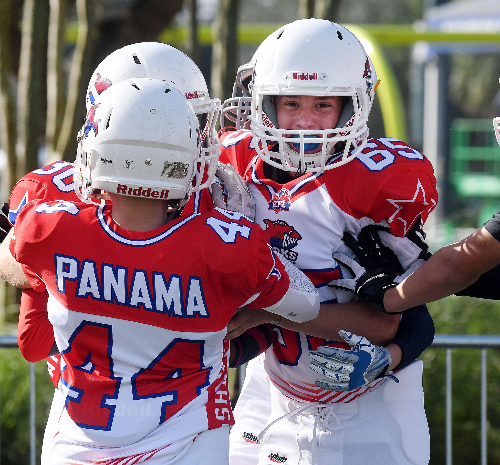 f1c1805f686 The Varsity and Junior Varsity teams from Panama emerged triumphant from the  ninth annual Pop Warner Super Bowl international games played at the ESPN  Wide ...