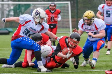 Team Stars & Stripes Win Global Ambassadors Bowl in Scotland