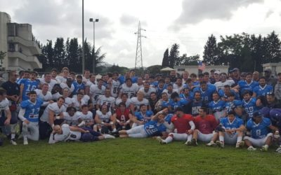 Six D-III College Football Teams Return From Successful Spring Tours To Europe