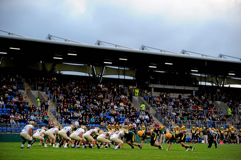 Double-Header of High School Action Set For Energia Park in Dublin