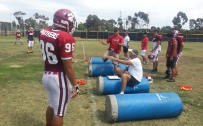 San Diego Welcomes Japanese High School Football Players and Trainers