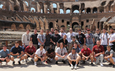 Global Football Travelers Chase NCAA D3 Playoff Dreams